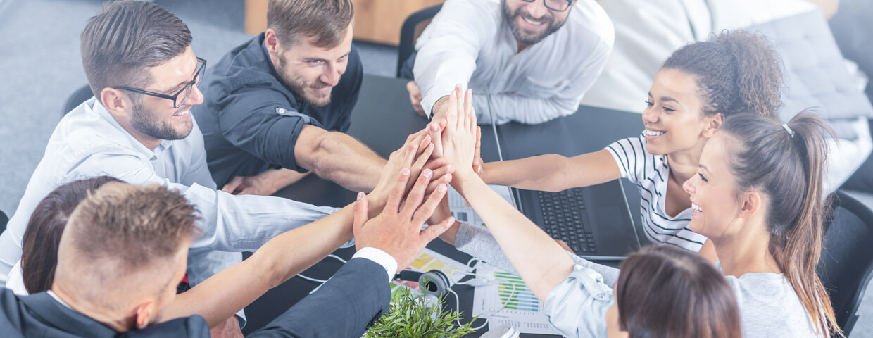 Creating company culture through corporate gift matching donations